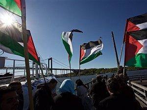Aktivistler Gazze'ye Doğru Yola Çıktı