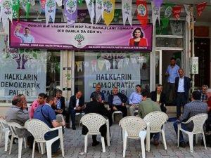 Dört Koldan HDP Cilalaması