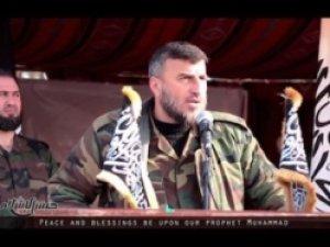 Direnişçiler Esed'in 7 Km Uzağında Geçit Töreni Düzenledi