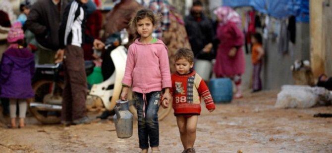 Muhacir 36 Bin Suriyeli Bebek