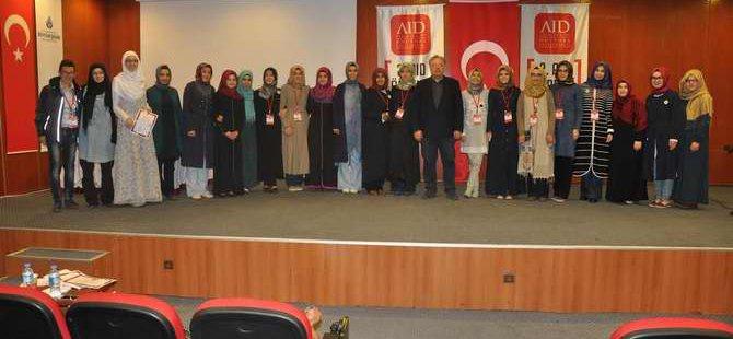 2. AID Öğrenci Buluşması İstanbul'da Yapıldı