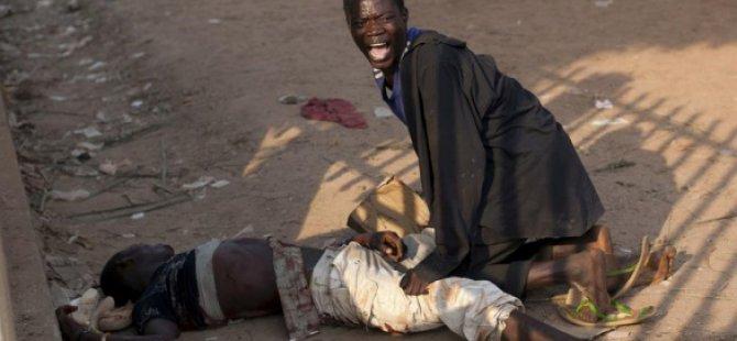 Darfur'da Çatışmalarda 96 Kişi Öldü
