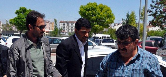 """Konya'da """"Paralel Yapı"""" Üyeliğinden Tutuklama"""