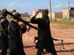 Şam Cephesi'nden IŞİD'e Operasyon