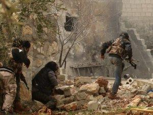 Direnişçiler Halep'te IŞİD'e Karşı Operasyonlar Düzenliyor