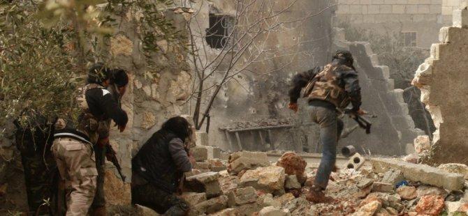 Halep Valisi: 300 Bin Sivil Açık Hedef