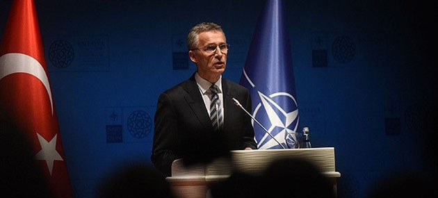 NATO: Rusya'nın Kırım'ı İlhakını Tanımıyoruz