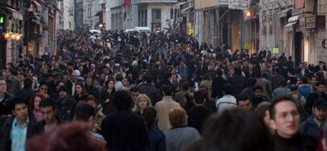 Nüfusun Yüzde 16,5'i Genç