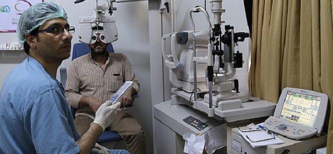 """Suriyeli Doktorların Tek Kazancı """"Hayır Duası"""""""
