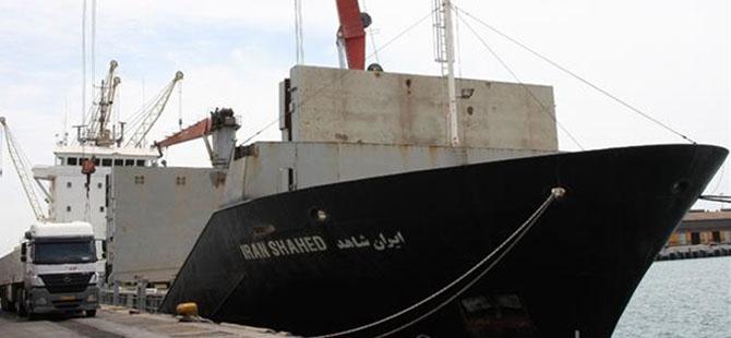 İran: O Gemi, Yemen'e Gidecek!
