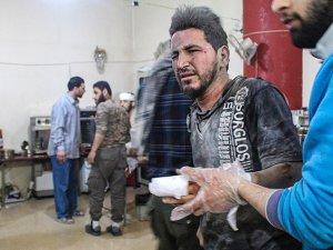 Esed Rejimi Vakum Bombasıyla Saldırdı: 7 Ölü