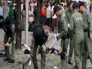 Tayland'da Müslümanlara Saldırı