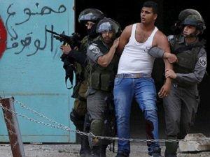 Siyonist Güçler Filistinlilere Saldırdı: 6 Yaralı