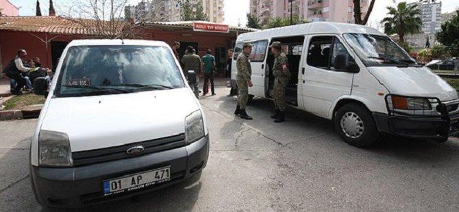 10 Muvazzaf Asker Hakkında Yakalama Kararı