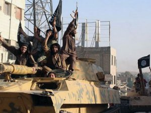 IŞİD Tedmur Askeri Cezaevini Havaya Uçurdu