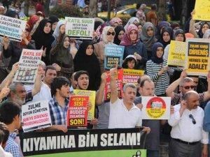 Sisi Yargısının İdam Kararları Sakarya'da Protesto Edildi