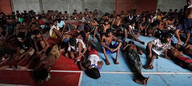Avrupa 40 Bin Mülteciyi Bile Sorun Etti
