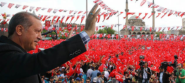 Erdoğan ve 1 Kasım Seçimleri