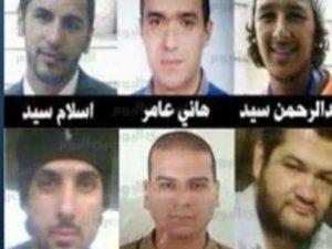 Mısır'da 6 Kişi İdam Edildi