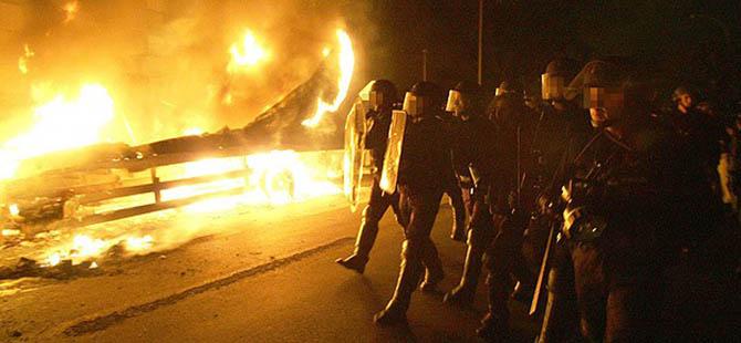 Fransız Polisi Banliyö İsyanı Davasında 'Aklandı'!
