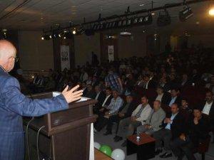 """Van'da """"Kur'an Hayat İlişkisi"""" ve """"İslami Uyanış"""" Konferansı"""