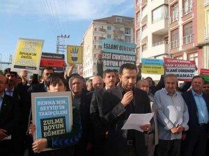 Mısır'daki İdam Kararları Van'da Protesto Edildi