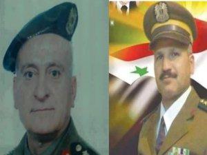 Beşar Esed İki Komutanını Kaybetti