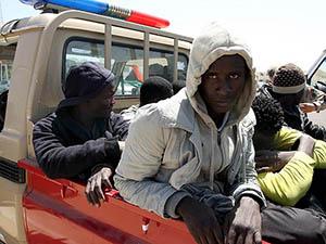 """""""Avrupa'daki Göçmenler Sağlık Hizmetlerinden Yoksun"""""""