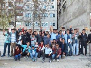 Bingöllü ve Tatvanlı Öğrencilerden Ortak Etkinlik