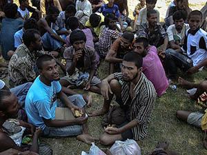 """""""Kimse Myanmar'a Dönmek İstemiyor"""""""