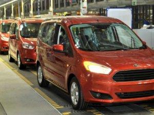 Ford Otosan da Üretimini Durdurduğunu Açıkladı