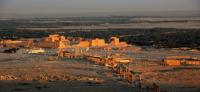 Batılı Devletlerden Palmira Yağması