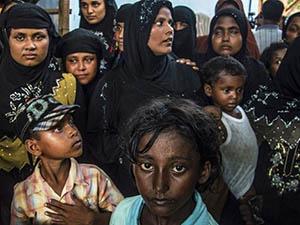 Kaçakçıların Hedefi Arakanlı Müslümanlar