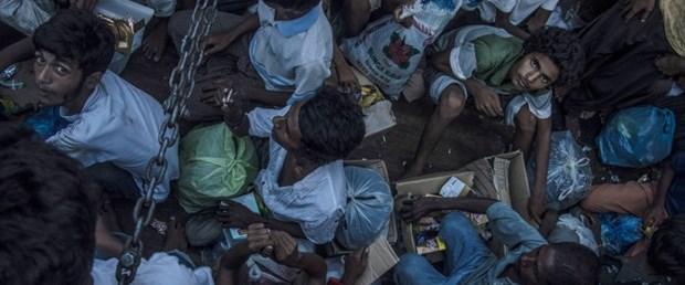 """Gambiya'dan Çağrı: """"Arakanlılar Ülkemize Gelsin!"""""""