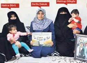 Acılı Annelerden Demirtaş'a: Elimiz Yakanda!