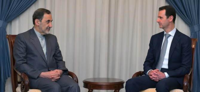 Rusya Dostu İran Hâlâ Esed'de Israr Ediyor!
