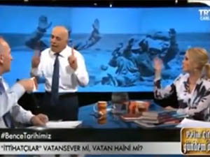 "TRT'de ""Enver Paşa 180 Tane Atatürk Eder"" Dedi…"