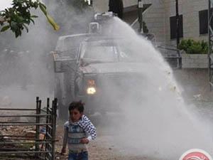 İsrail Askerleri Filistinli Çocuğa Böyle Saldırdı (FOTO)