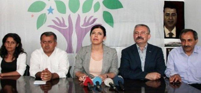 HDP'li Beştaş: DHKP-C'ye Teşekkür Ediyoruz