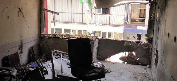 İçişleri'nden HDP Saldırısına İlişkin Açıklama