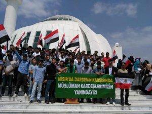 Kocaeli Üniversitesi Öğrencileri Sisi'yi Protesto Etti