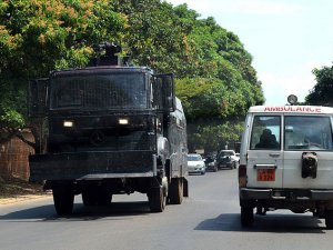 Burundi'de Muhalif Lidere Suikast