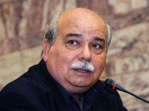 Yunanistan İçişleri Bakanı Vuçis: Para Bitti...