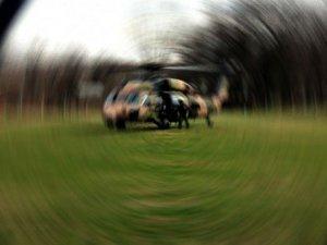 Esed Helikopteri Düştü: Hepsi Öldü