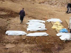 Malezya'daki 28 Kampta 139 Mezar Bulundu