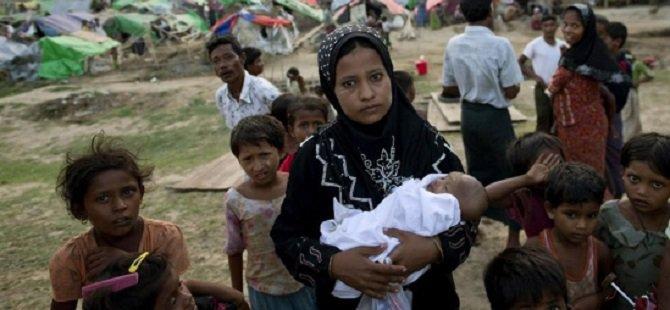 Myanmar'da Müslümanlara Doğum Yasağı