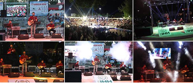 Konya'da Mavi Marmara Kardeşlik Gecesi (FOTO)