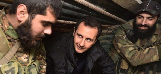 Esed'in En Yakın Komutanı Öldürüldü