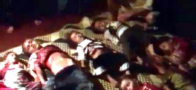 49 Çocuk Elleri Bağlanarak  Katledildi(VİDEO)