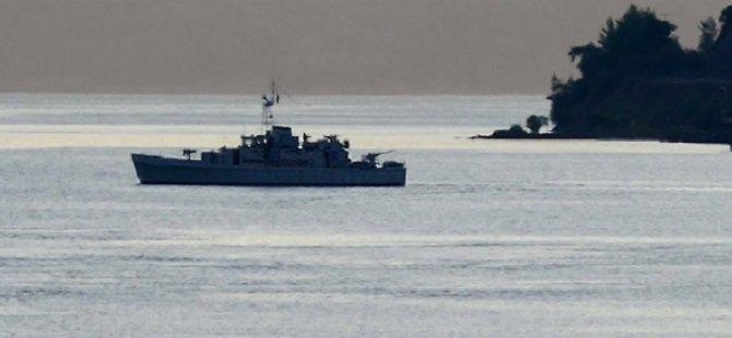 Tayland Göçmenler İçin Donanma Gemisi Gönderdi